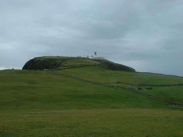 Sumburgh Head Lighthouse - Shetland