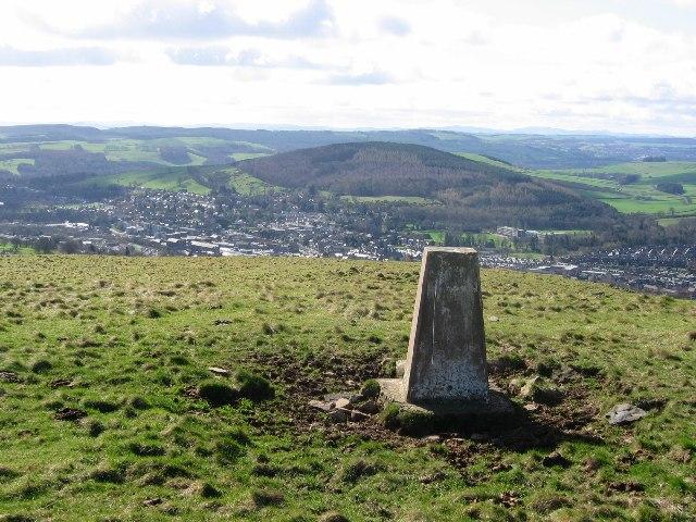 Buckholm Hill
