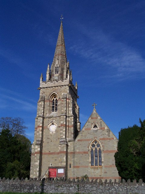 Madresfield Church
