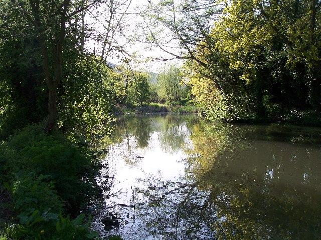 Moat Pond, Sherrards Green Road, Malvern