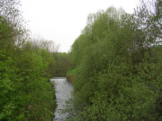 River Irk, Higher Blackley
