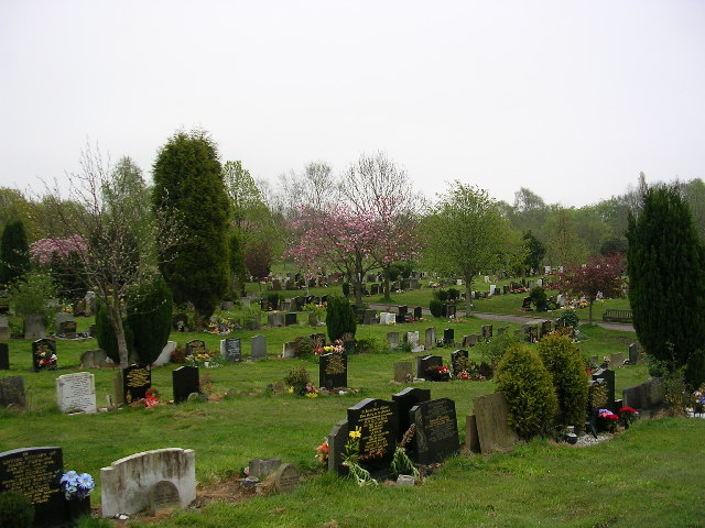 Blackley Cemetery