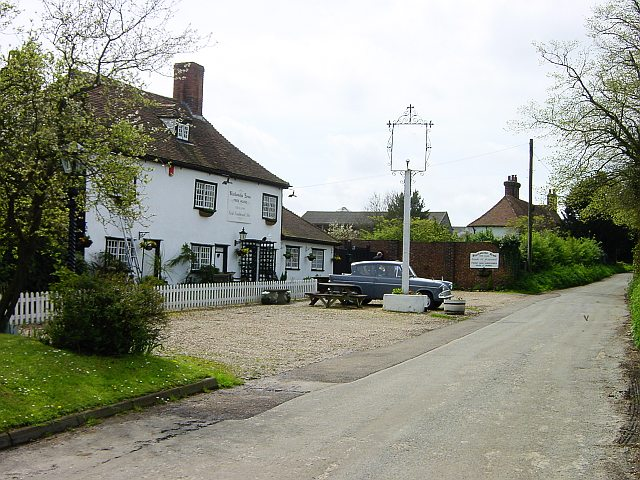 Blacksmiths Arms, Wormshill