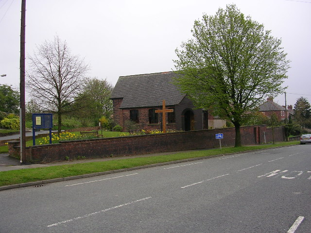 St Thomas's Church, Bowlee