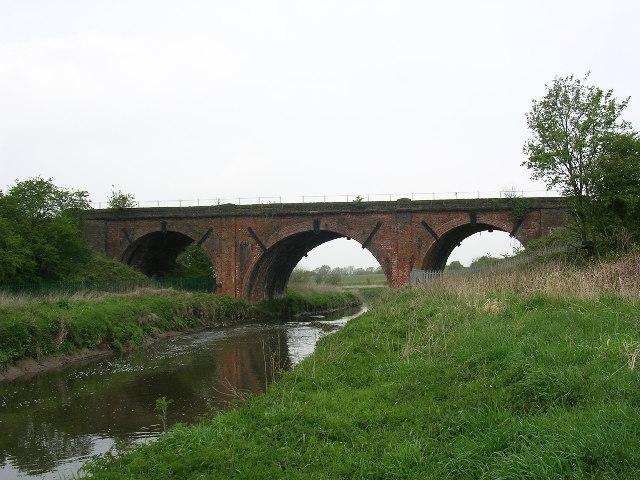 Glaze Brook, Cadishead, Salford