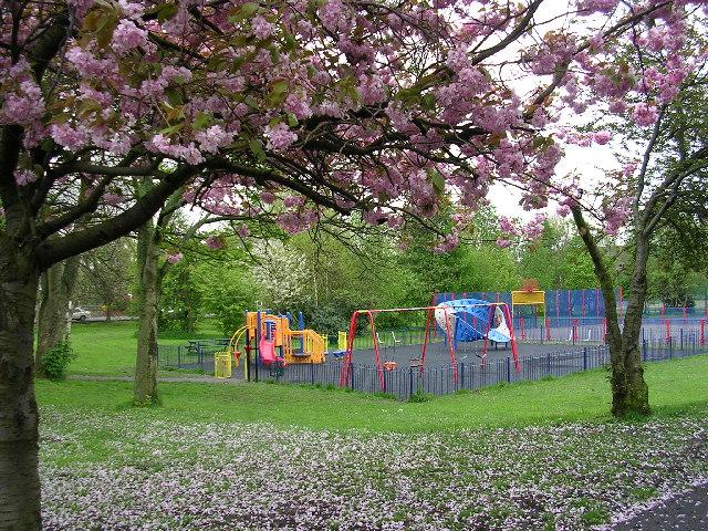 Recreation Ground, Moston