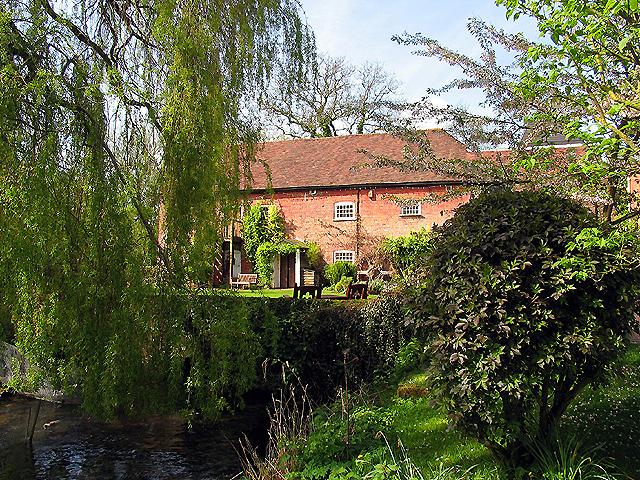 Watermill Theatre: Bagnor nr Newbury