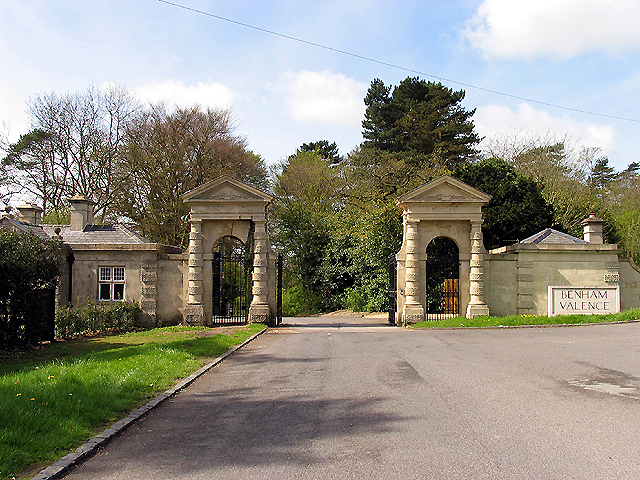 Gates to Benham Valence
