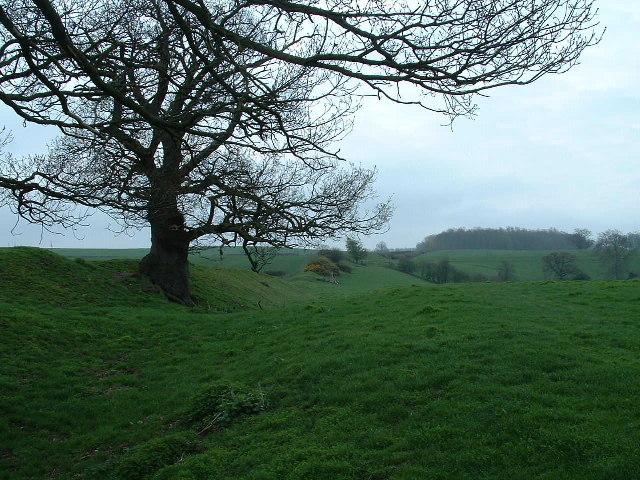 Offa's Dyke Path at Montgomery