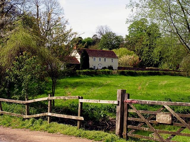 Benham Marsh Lock Area
