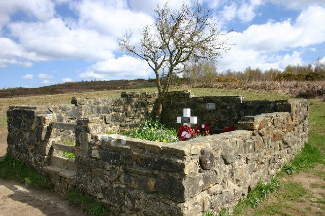 The Airmans Grave, Ashdown Forest