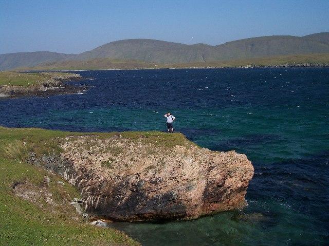 South Geo, Kettla Ness, Shetland