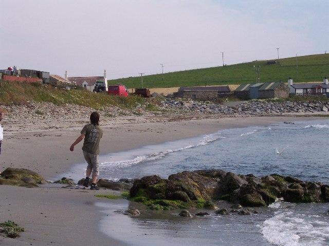 Sandwick Bay