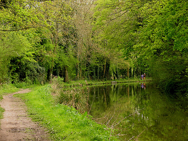 Kennet and Avon Canal: Kintbury