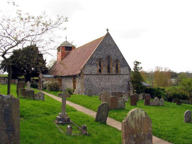Church: Inkpen