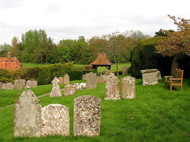Graveyard: Inkpen Church