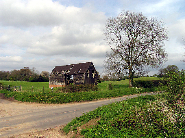 Werg's Barn near Inkpen