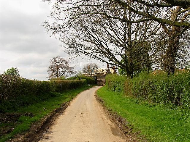 Manor Farm near Inkpen