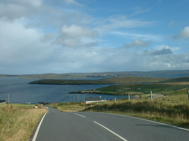 Blythot, Ollaberry, Shetland