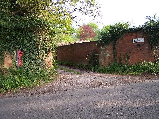 Court Mews, Kent's Green, near Callow End