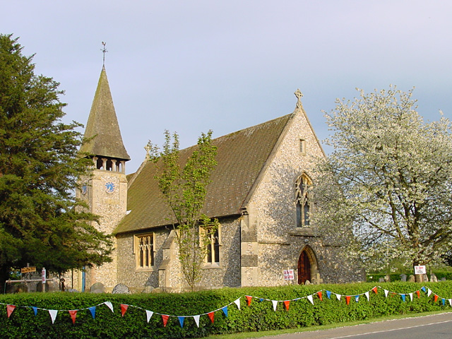 Emmanuel  Church, Sidlow Bridge