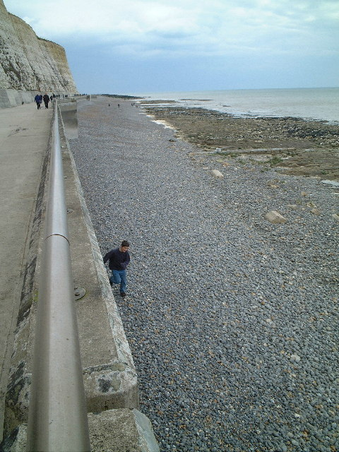 The Undercliff Path, Rottingdean