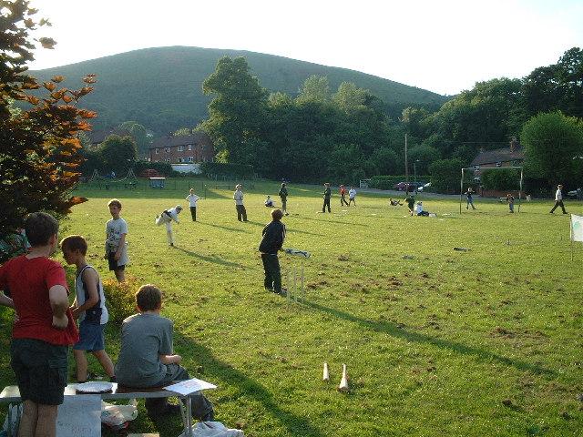 Assarts Playing Field, Malvern Wells