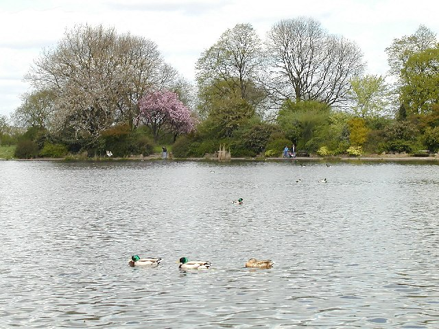Alvaston Park, Derby
