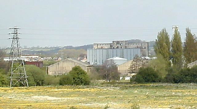 Factory at Spondon