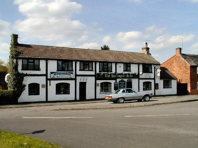 The Harrington Arms, Thulston