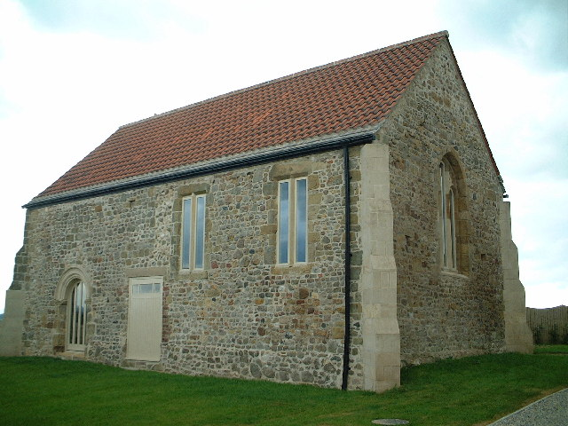 The Chapel at Thrintoft