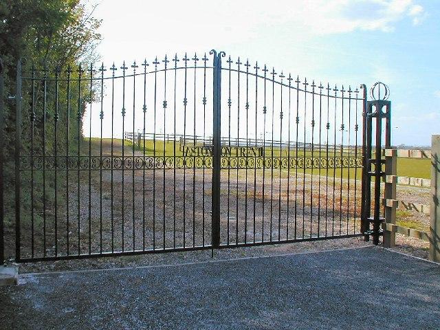 Burial ground, Aston-on-Trent
