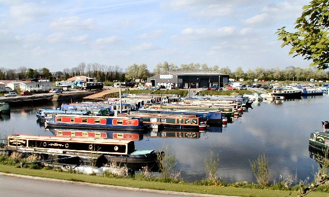 Shardlow Marina