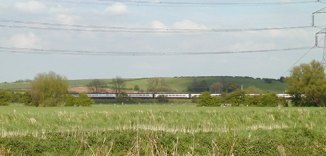 HST from Loughborough