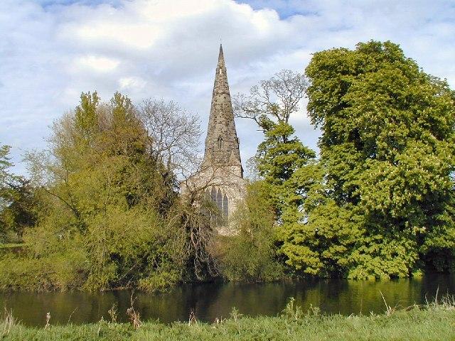Church, Normanton on Soar