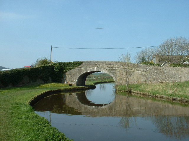 Borwick Hall Bridge, Lancaster Canal
