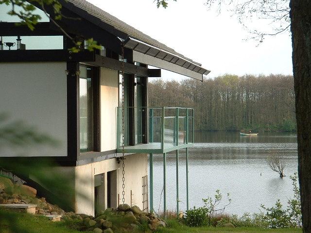 Fishing Lodge, Cleveley Mere, near Scorton