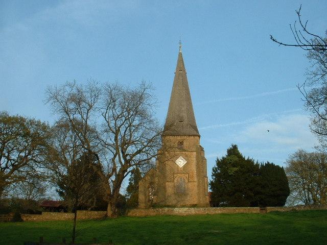 Scorton Parish Church, near Garstang