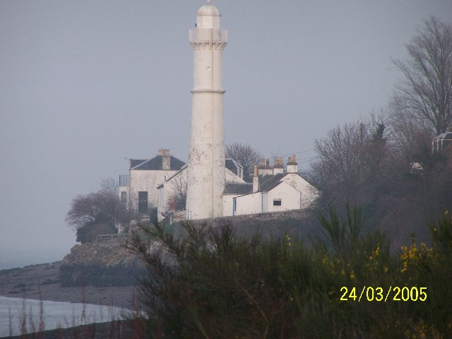Tayport - West Lighthouse