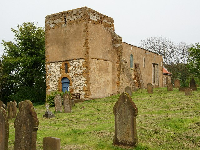 St Mary's,  Barnetby Le Wold