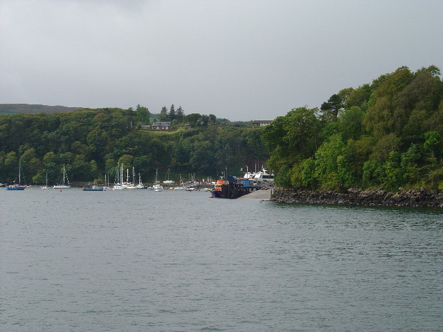 Ferry Pier