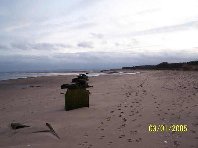 Tentsmuir Sands