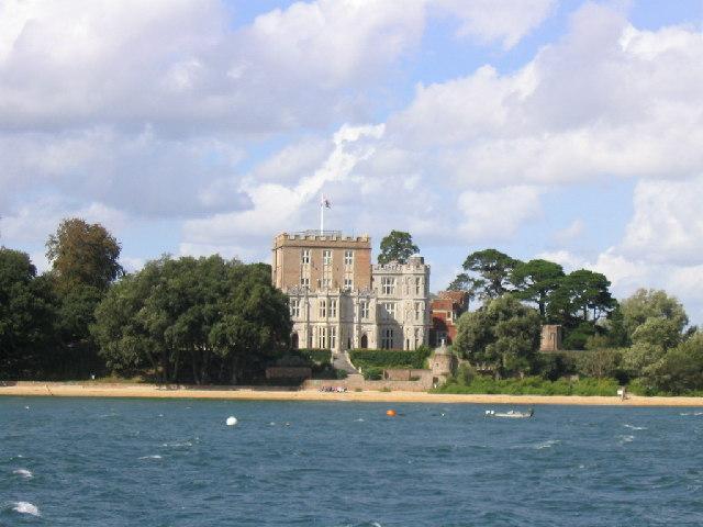 Branksea Castle, Brownsea Island, Poole