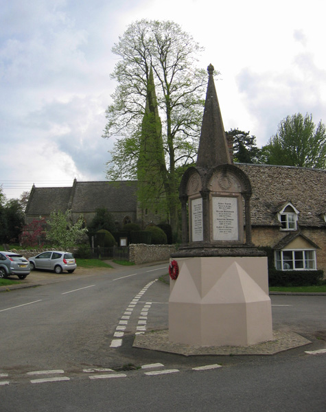 Ramsden Memorial and Church