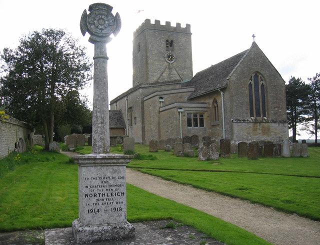 St Marys Church, North Leigh