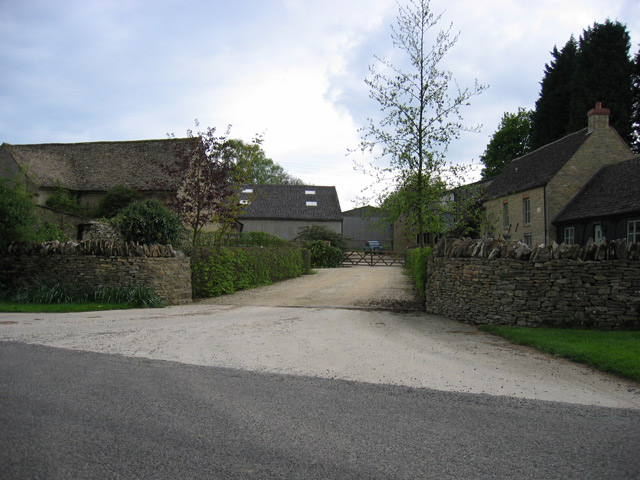 Lower Farm, Ramsden