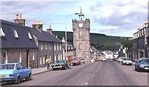 NJ3239 : Dufftown by Anne Burgess