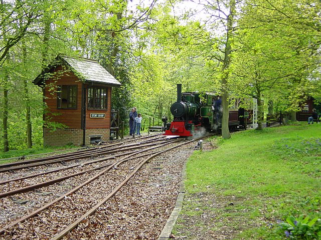 Stony Shaw, Bredgar & Wormshill Light Railway