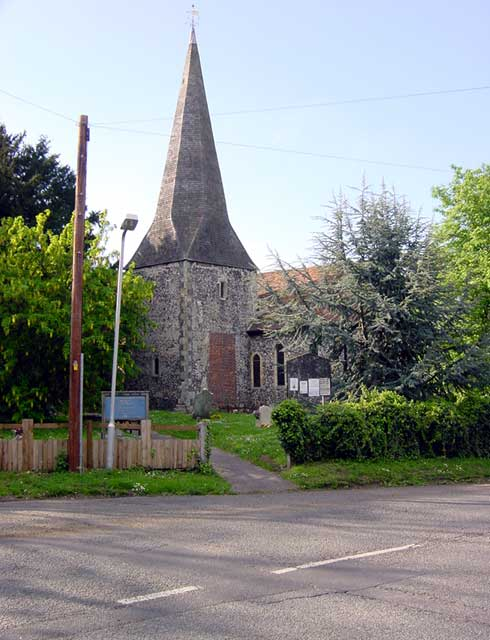 St Lawrence Church, Bapchild
