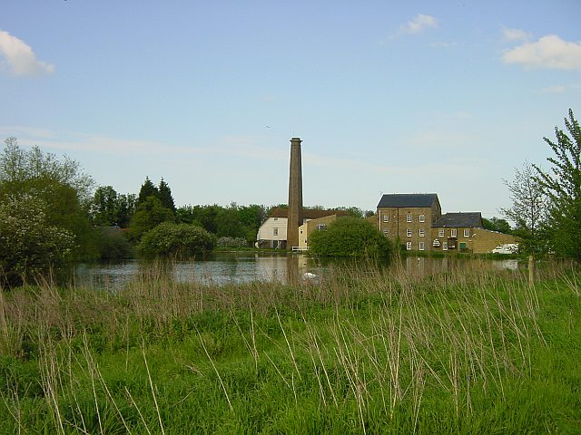 Tonge Pond and Mill